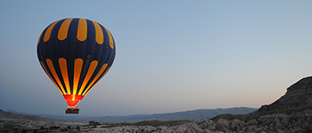 Balloon safaris to Tanzania