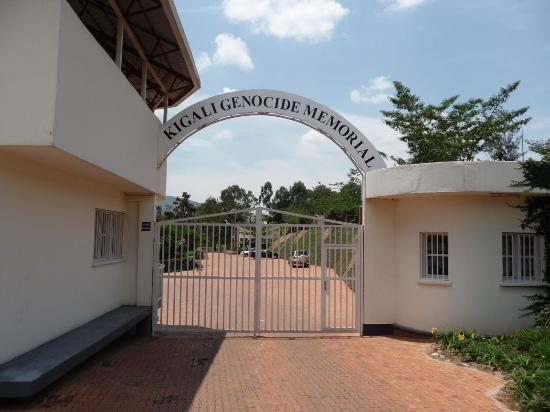 Gisozi Genocide Memorial Monument