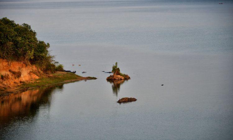 Lake Albert Uganda