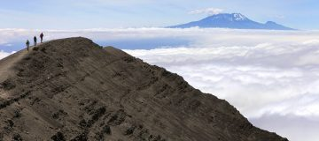 Mount Meru Tanzania
