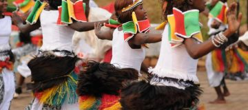 Ndere Cultural Troupe