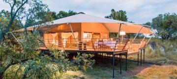 Tanzania safari camp