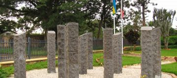 The Camp Belgian Monument