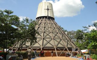 The Uganda Martyrs Shrine