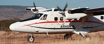 Flying Tanzania Safari Holidays