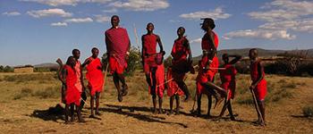 Tailor made safaris to Kenya
