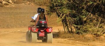 Quad Biking Adventures in Uganda