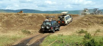 3 Days Ngorongoro Crater & Lake Eyasi
